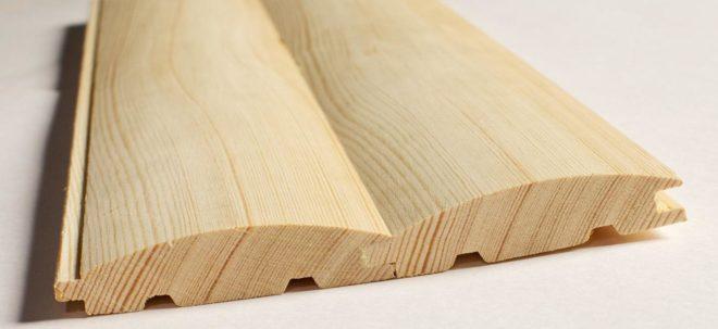Как крепить деревянный уголок к вагонке