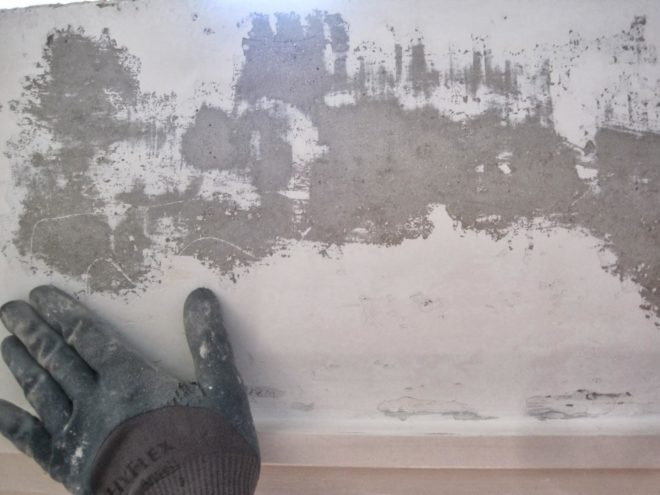 Чем снять старую масляную краску