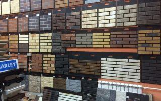 Виды плитки для стен
